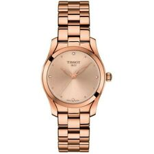 Tissot T1122103345600 Women's Watch Rose Gold with tissot gift box