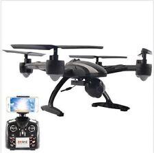 WIFI FPV JXD 509W Headless Aerial 6Axis 4CH RC Quadcopter RTF 2MP Camera Drone