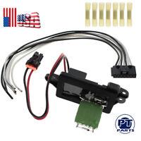 AC Fan Heater Blower Motor Resistor Front For GMC YUKON XL 1500/2500 2002-2006