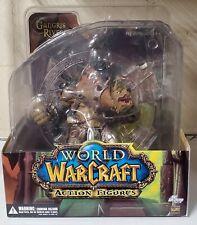 World of Warcraft WoW Premium Series 1 - Gangris Riverpaw Figure - Brand New Nip