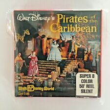 Disney World Super 8 Collection | Pirates of the Caribbean | Silent & Color
