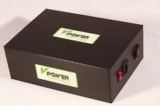 18650 48V 20AH Li-ion Rechargeable Battery Pack BMS E-Bikes Power Li 6A Charger