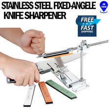 Pro Fix-Angle Knife Sharpener Stainless Steel Sharpening System Edge Pro Style