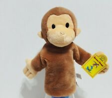 Curious George Puppet by Applause 43911 NEW with Tags