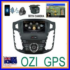FORD FOCUS 2011+ GPS DVD NAVI OZI EXP. B/TOOTH STEREO AM/FM STEREO +CCD CAMERA