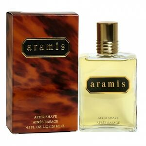 Aramis for Men After Shave Apres Rasage 120 ml 4.1 fl.oz Glass Containers