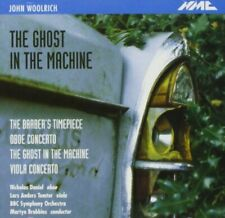 BBC Symphony Orchestra - John Woolrich - The Ghost in the Machine and [CD]