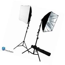 LimoStudio 700W Photography Softbox Light Lighting Kit Photo Equipment