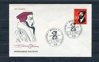Erstagsbrief BRD Mi.-Nr. 439 Reformierter Weltbund - b5884