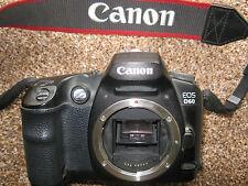 Canon EOS D60 6.3mp DSLR Camera - 420EX Flash , BG-ED3 grip, manuals,accessories