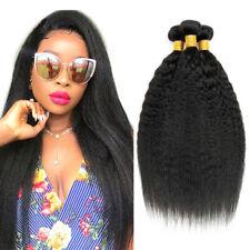 3 Bundles 100 Brazilian Virgin Hair Loose Wave Human Hair Extensions Weave  8a e54de370f1