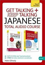 Get Talking/Keep Talking Japanese: A Teach Yourself Audio Pack (Teach Yourself L