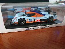 Lola Aston Martin LMP1 1/43 Spark 3549 de 4000 referencia A04LMPS