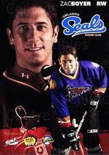 2002-03 Orlando Seals #3 Zac Boyer