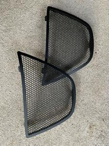Porsche Boxster Roll Bar Headrest Wind Screen Deflector - Right & Left BOTH $210