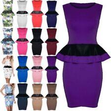 Elastane Women's Stretch Bodycon Dress Dresses