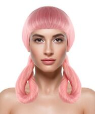 Joy Style Pink Cosplay Party Costume Wig Adult HW-1439