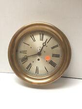Boston Clock Company 8 1/2� Dial Patented Dec 28, 1880
