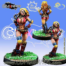 Fantasy Football - LILIAN BLITZER HUMAN AMAZON STAR for Blood Bowl - Meiko
