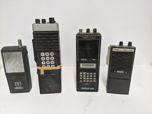Realistic Pro 31 , Wilson and others Transceiver Lot (4)