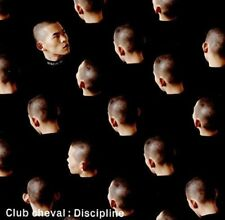 Discipline - Club Cheval - CD NEUF sous blister.