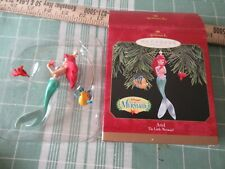 Hallmark Keepsake Disney Ariel Little Mermaid in box 1997