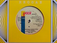 "Papa San ""Dancehall Good To We"" and ""Dancehall Version"" 1990 Anchor Records"