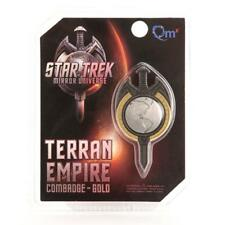 NEW Officially Licensed Star Trek TNG Mirror Universe Magnetic Badge