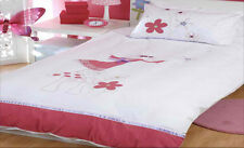 Fairy Dance Quilt Cover Set Single Bed Doona Pillowcases Kids Girls New!