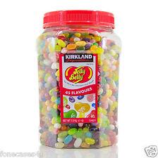Jelly Belly Chicchi Interi Jar 1.8kg 45 Sapori Elencato 1° Classe Pos