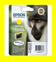 Orig. Epson Cartridge T0894 Stylus S20 S21 SX100 SX105 SX110 SX115 SX200 SX205