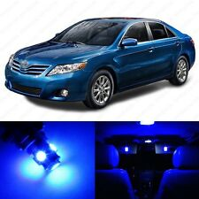 12 x Blue LED Interior Lights Package For 2007 - 2011 Toyota Camry + PRY TOOL