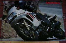 1982 HONDA CX500TC TURBO MOTORCYCLE New Original POSTER
