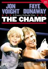 The Champ DVD Very Good VHS Stefan Gierasch Elisha Cook Jr. Franco Zeffire
