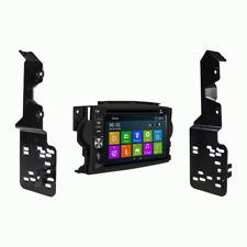 DVD CD GPS Navigation Bluetooth Multimedia Radio and Dash Kit for Acura TL 2006