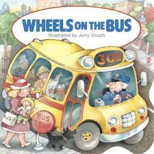 Wheels on the Bus by Grosset & Dunlap (Board Book)