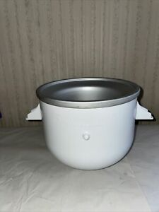 KitchenAid Ice Cream Maker Bowl Attachment BOWL ONLY Replacement Spare 9707962
