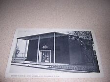 1941 Visitors Building John Morrell & Co. Sioux Falls Sd. Vtg Postcard