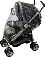 Regenverdeck Kinderwagen Asmi Regenschutz Buggy XL Regenhaube Regendach Neuware