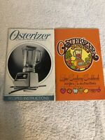 Vintage Oster Kitchen Center Cookbook Manual Recipes Instructions Small Kitchen