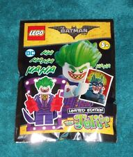 LEGO BATMAN MOVIE : Joker with 2 Dynamites Polybag Set 211702 BNSIP