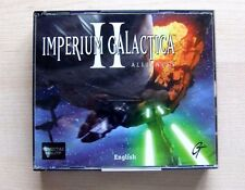 Imperium Galactica 2 - Alliances - 4 Disk PC Game