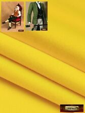 M00170 Morezmore Thin Felt for Puppet Doll Clothes Yellow Fabric Soft Rayon