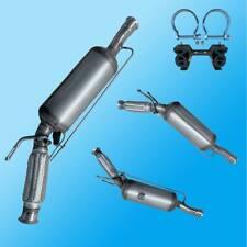 EU5 DPF Dieselpartikelfilter CITROEN C4 Picasso & DS5 2.0 HDi DW10C 2009/07-