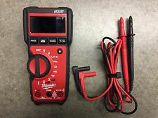 Milwaukee 2217-20 True RMS Multimeter w/ Leads *Free Shipping*