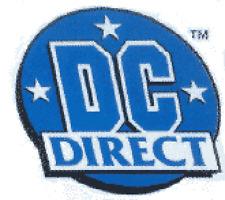 DC comics direct + universe action figures loose
