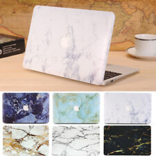 Matte Marble Hard Case Cover Shell for Macbook Air Pro 13 and Retina 13 inch