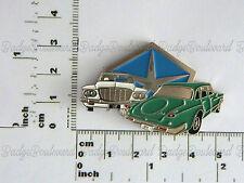 Chrysler R/S Series Valiant Lapel Pin Badge