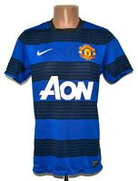 MANCHESTER UNITED 2011/2012 AWAY FOOTBALL SHIRT JERSEY NIKE SIZE S ADULT