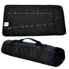 Oxford chisel roll rolling tool utility bag with carrying handles brand new